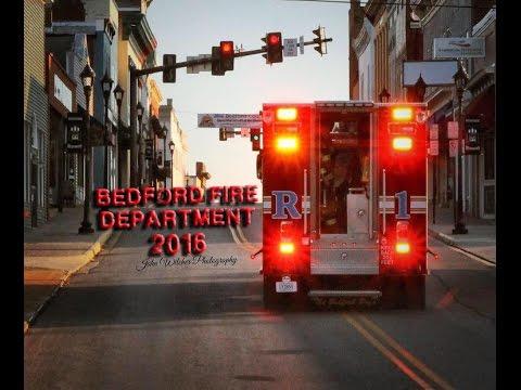 "Bedford Fire Department 2016 Video ""The Beginning"""
