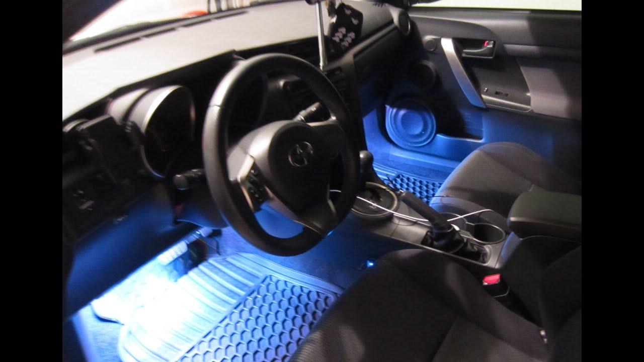 Scion Tc Interior Light Kit