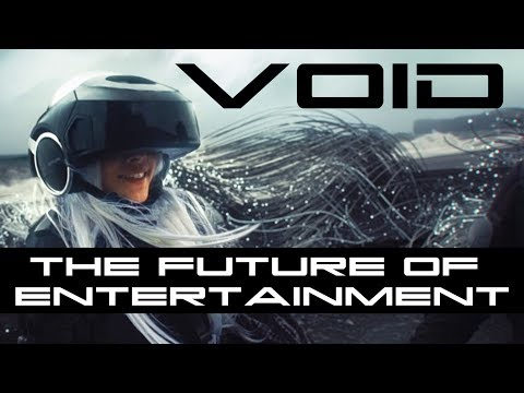 VOID Vision Of Infinite Dimensions - Behold The Future