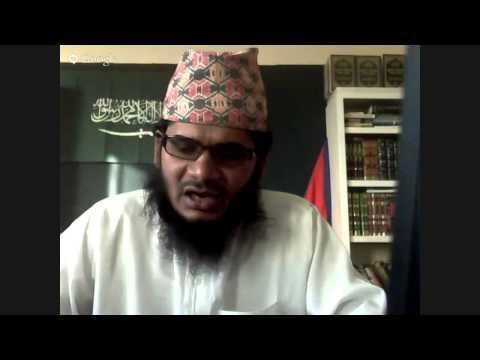 ब्रत रोज़ा भंग गर्ने कुराहरु مفطرات الصوم  باللغة النيبالية
