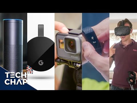 Best Tech Gifts 2016 - Xmas & Holiday Presents