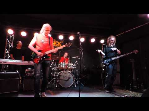 Alapi Power Trio - Warwick/ Framus/Natal/Shure Clinic.  The first song