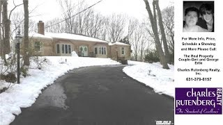 8 Crooked Oak Rd, Belle Terre, NY Presented by The Real Property Couple-Geri and George Ertle.