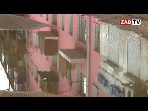 Розовый дом на Новобульварной известен не только цветом, но и скандалами