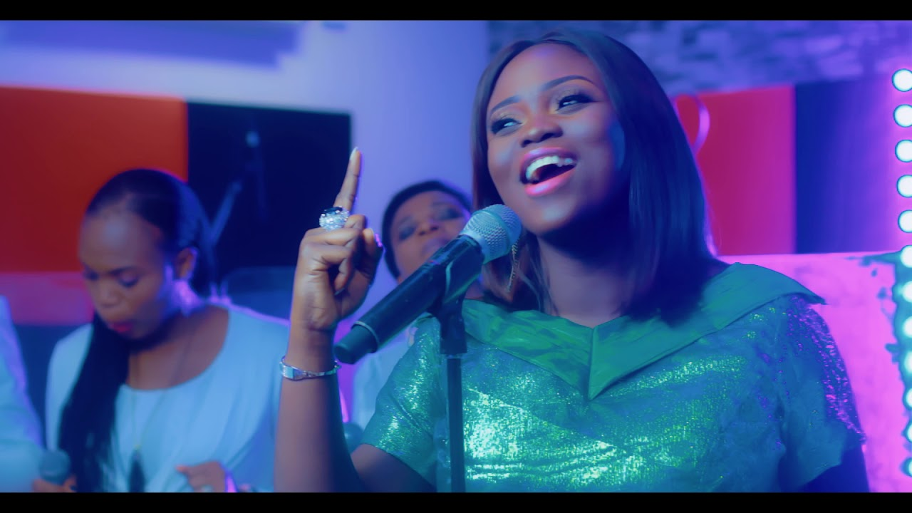 Download JEHOVAH SHAMMAH by WEMI MOORE (Official Video)