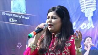 6th Annual Meet MIET,Performance by  Sadhana Sargam