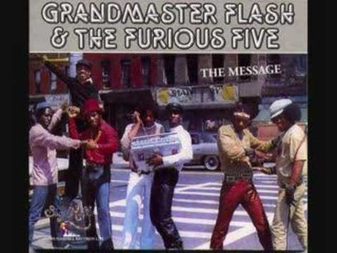 Freedom  Grandmaster Flash & The Furious Five