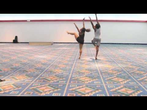 Dawn Richard - Judith Choreography (by Radha Ruiz)