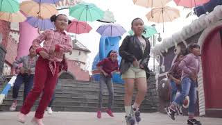 Rayvelin Dan Ayundi Dance Crew 180818 #Rayvelin #dance #ayundi #viral #hits