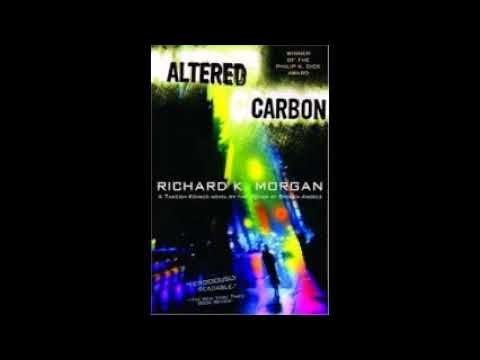 Altered Carbon (Takeshi Kovacs #1) by Richard K. Morgan Audiobook Full 1/2