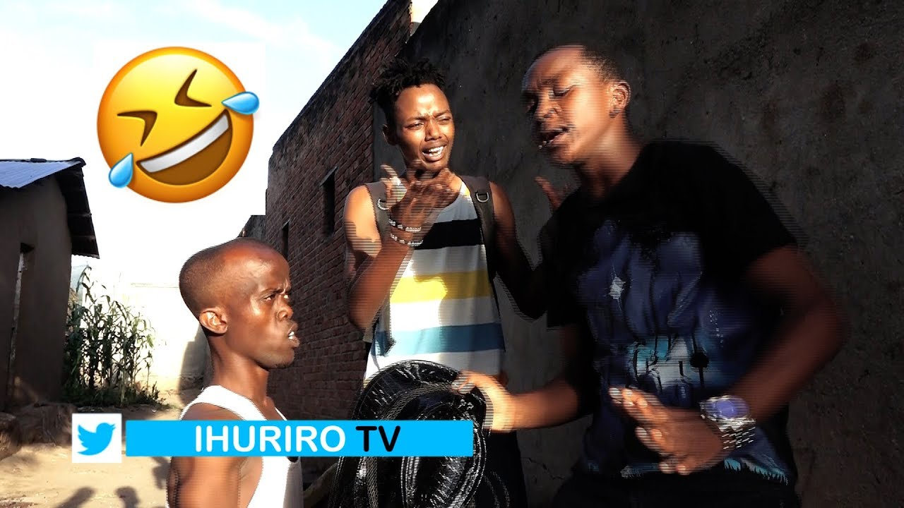 Download New Comedy Burundian -KUTIGA BIRAG..- [Ismaël Gasore & Kamanda Ande Ally J]