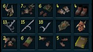 I streamed for 30 hours straight to get the last Bandos piece