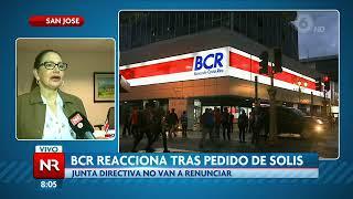 Video Junta Directiva del BCR no renunciará ante petición del presidente Luis Guillermo Solís download MP3, 3GP, MP4, WEBM, AVI, FLV Juni 2018