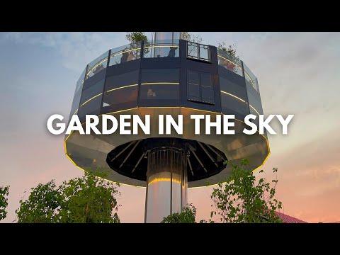 Garden In The Sky   360-degree view of EXPO 2020 Dubai (2021)