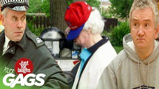 Best of Old People Pranks Vol. 4 | Just For Laughs Compilation