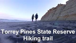 Torrey Pines State Reserve Hiking Trail