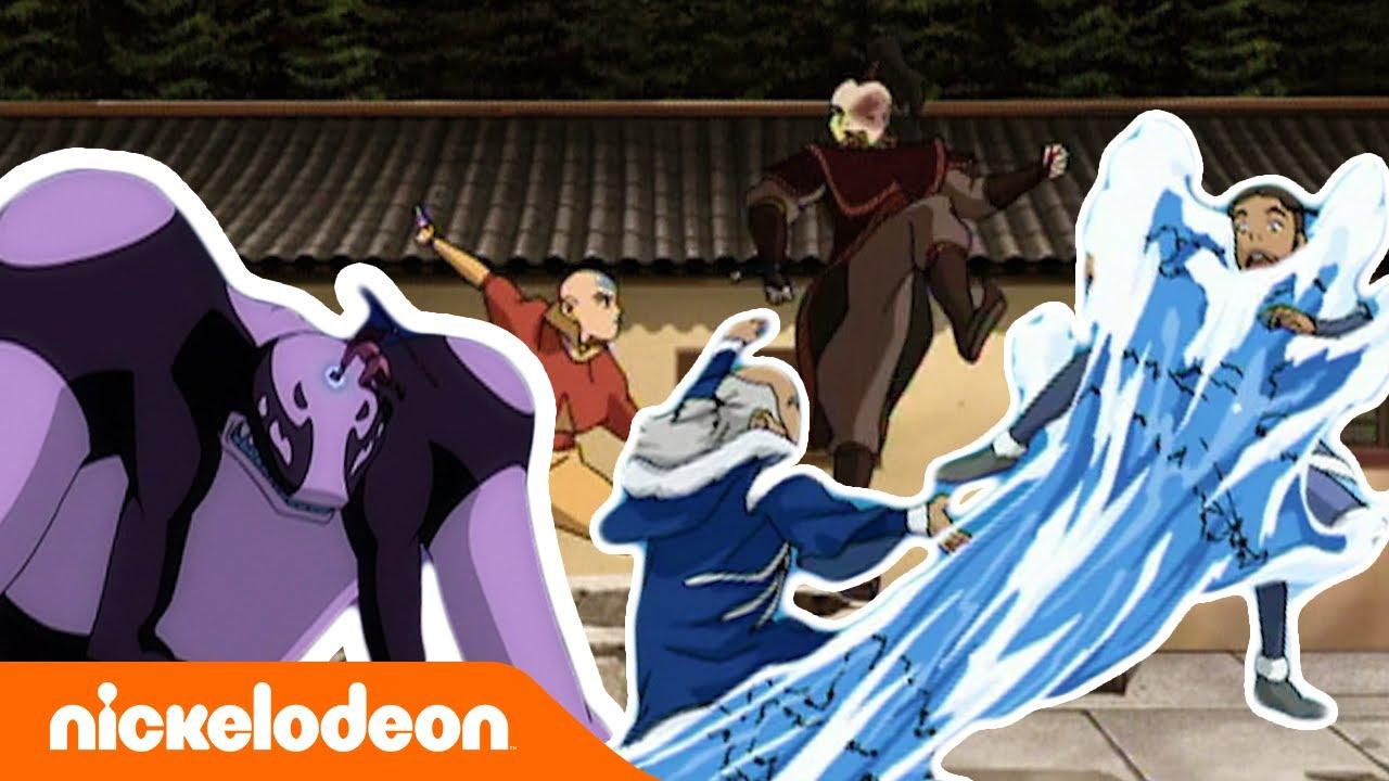 Download Avatar: The Last Airbender | Pertarungan Legendaris | Nickelodeon Bahasa