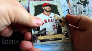 2014 Topps Triple Threads Baseball Cards Box Break With Big Hits
