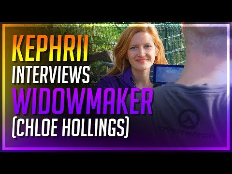 KEPHRII INTERVIEWS WIDOWMAKER (Chloe Hollings)
