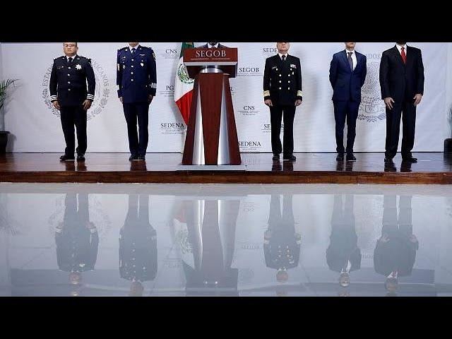 Задержан глава мексиканского наркокартеля