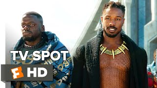 Black Panther TV Spot - All-Star (2018) | Movieclips Coming Soon