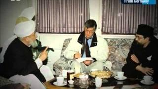 German Convert to Islam Ahmadiyya - The Life of Hadayatullah Hubsch