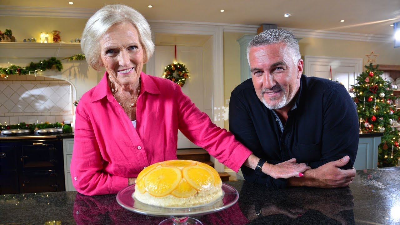 Great British Baking Show - Christmas Masterclass Special ...