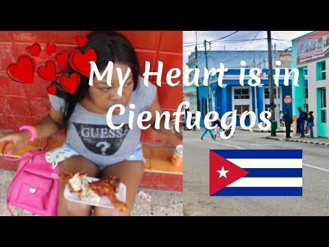 Cienfuegos, Cuba 2018 : FIRST WEEK OF THE NEW YEAR VLOG
