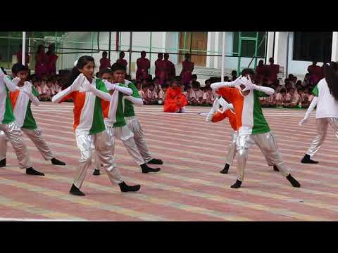 KenBridge School Kalaburagi, 2017 Independence Day Skit