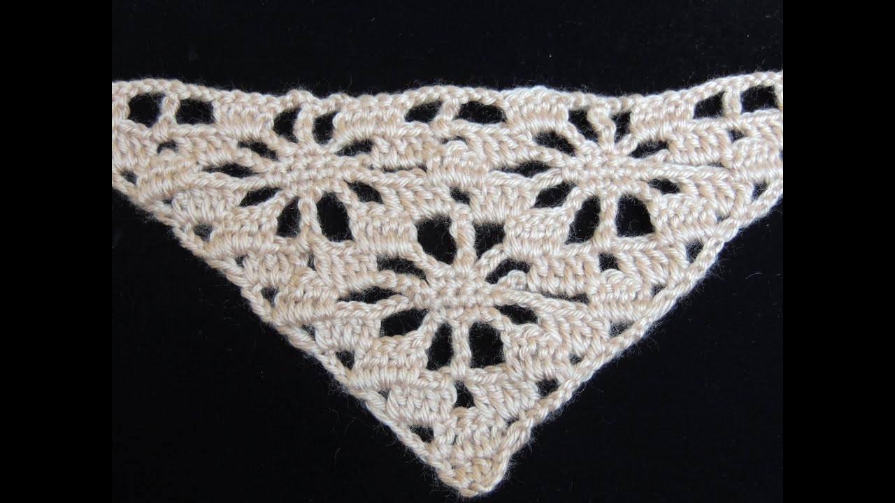 Crochet : Punto en \