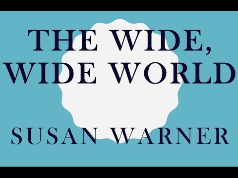 The Wide Wide World By Susan Warner Book Reading British English