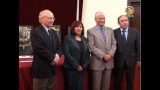 UNMSM fue sede de la IV Feria Internacional de Energia y Ecoeficiencia Perú 2012