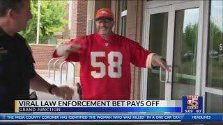 Viral Law Enforcement Bet