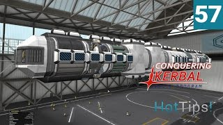 Kerbal Space Program [1.1.2] - Ep 57 - Duna Base Packaged - Let