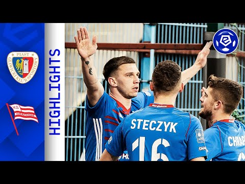 Piast Gliwice Cracovia Goals And Highlights