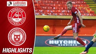 Aberdeen 1-0 Hamilton | Aberdeen Move Up to Third in the League! | Ladbrokes Premiership