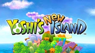 REVIEW - Yoshi's New Island (Video Game Video Review)