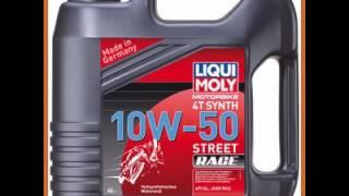 Liqui Moly Racing Synth 4T 10W-50 4 л 7508