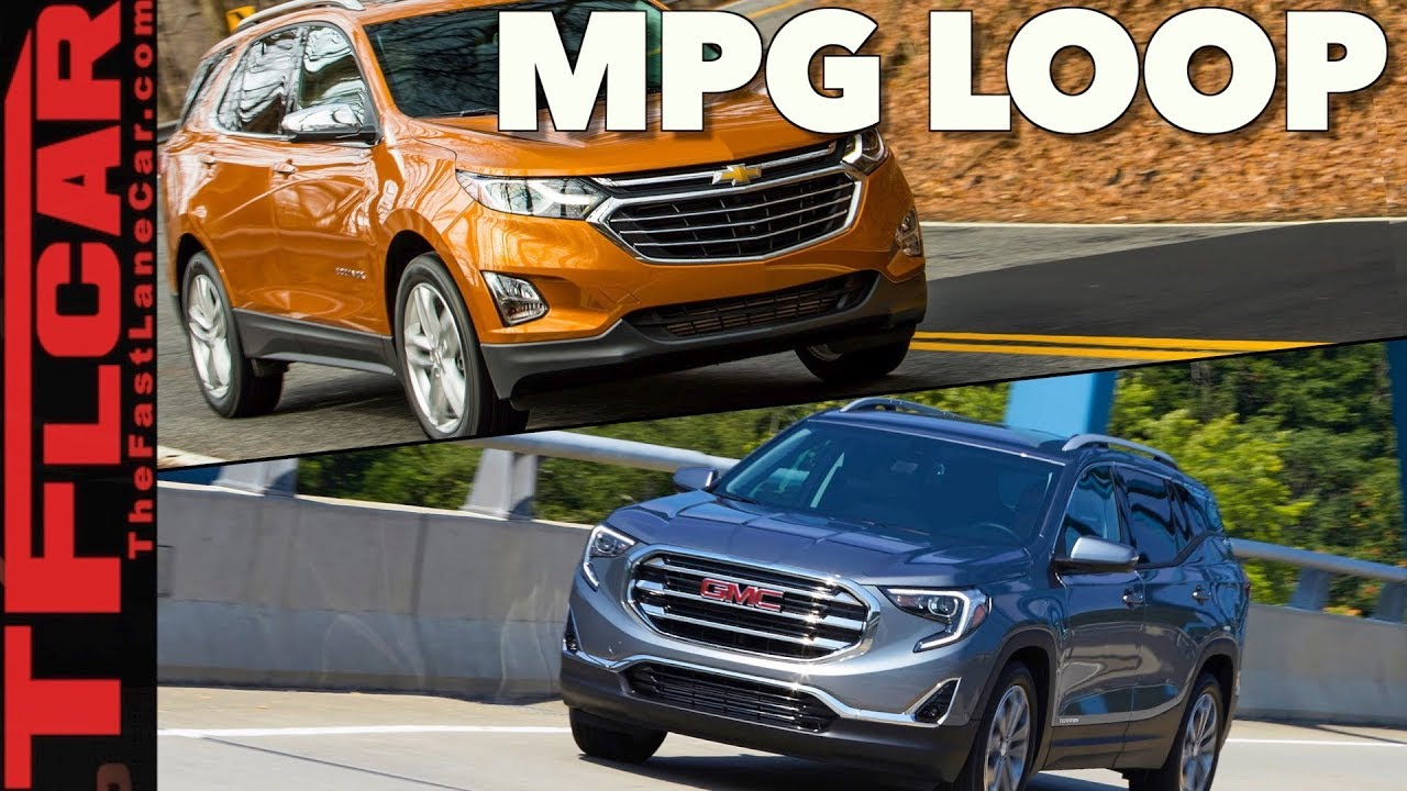 2019 gmc terrain vs chevy equinox which gets better mpg youtube. Black Bedroom Furniture Sets. Home Design Ideas