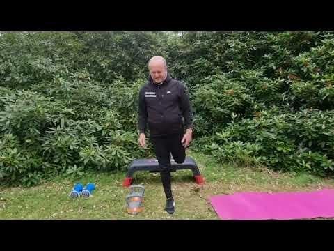 Monday Workout - Legs