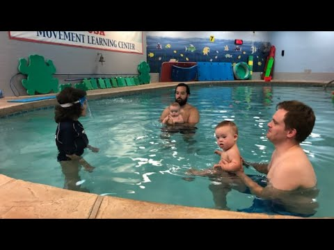 Free Baby Swim Lessons Offered Through Swim Kids USA