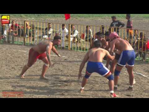 MADHO JHANDA (Kapurthala) KABADDI CUP - 2016 || 2nd QARTER FINAL NAKODAR vs MALUPUR