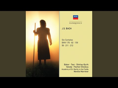 "J.S. Bach: Schweigt stille, plaudert nicht Cantata, BWV 211 ""Coffee Cantata"" - 6. Arie:..."