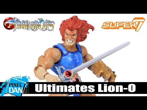 Lion-O ThunderCats Ultimates