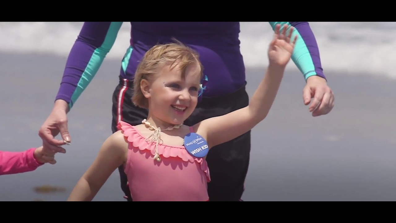 What is the Impact of Granting Wishes? | Make-A-Wish® Canada