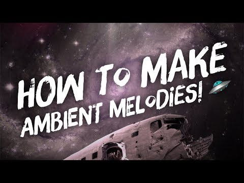 How To Make Ambient Melodies in FL Studio 2019 Tutorial