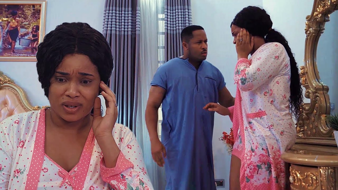Download The Painful Night I Could Never Forget In My Life With my husband Latest 2021Movie - NIGERIAN MOVIES