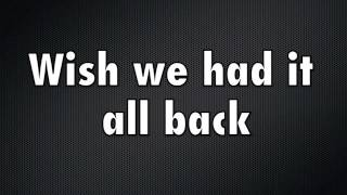 Fall Back - Cimorelli (Lyrics)