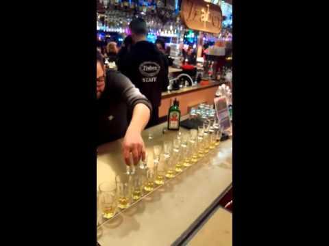 Amazing Bartender Skills - Youtube