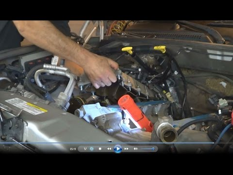 Dodge 4 7 L Engine Cylinder Head Replacet Part Three by ...